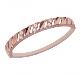 큐빅로드 반지